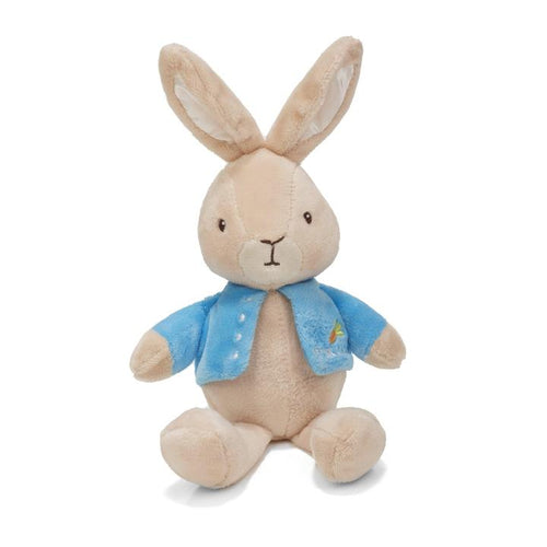 Peter Rabbit™ 9-Inch Beanbag Stuffed Bunny
