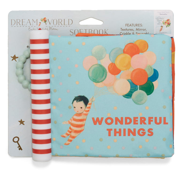 Dreamworld 'The Wonderful Things You Will Be' Soft Book