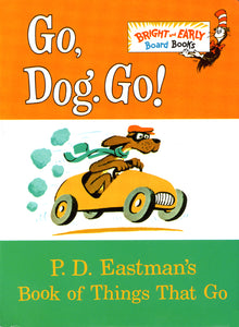 Go, Dog. Go! (Board Book)