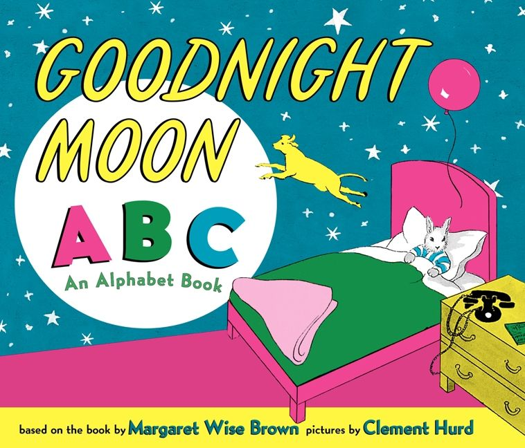 Goodnight Moon ABC Padded Board Book
