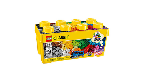 10696 LEGO Classic Medium Creative Brick Box