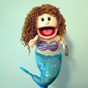 Silly Puppets: Mermaid Hand Puppet