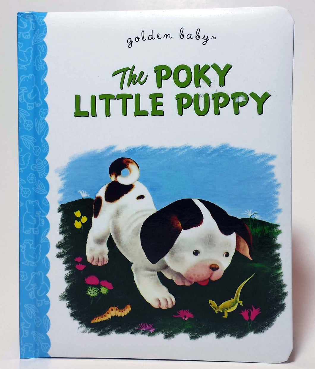 The Poky Little Puppy (Golden Baby) Board Book
