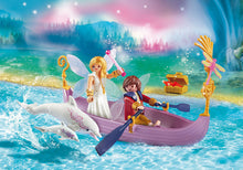Romantic Fairy Boat