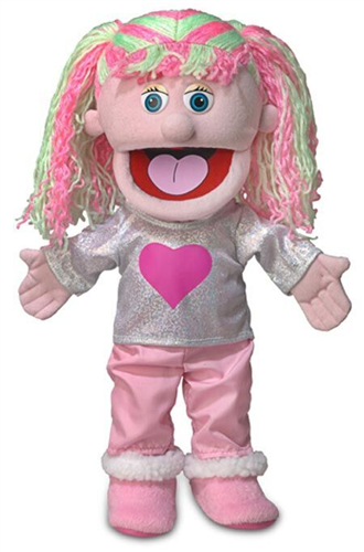 Silly Puppets: Kimmie Hand Puppet