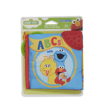 Sesame Street - Soft Book - ABC's