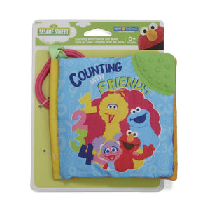 Sesame Street - Soft Book - Counting with Friends
