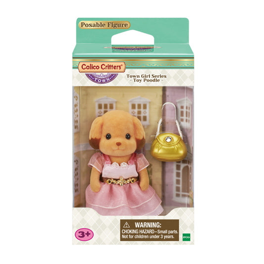 Town Girl Series - Toy Poodle