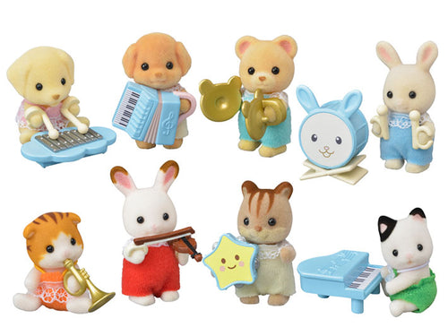 Calico Critters Blind Bags - Baby Band Series