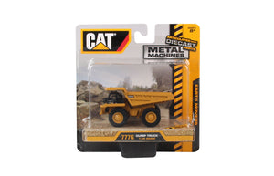 "Die Cast Dump Truck - 3.5"" long 1/98 Scale"