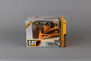 "Die Cast Bulldozer - 4.5"" long 1/63 Scale"