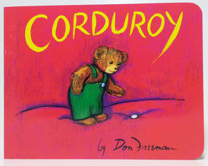 Corduroy (Board Book)