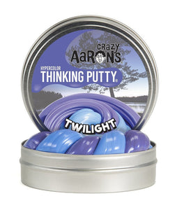 "Twilight 4"" Hypercolor Thinking Putty"