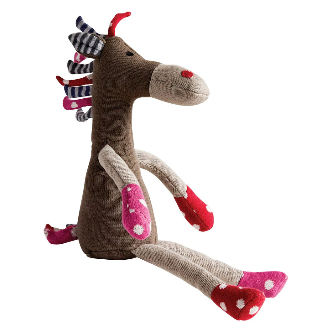 Cotton Knit Horse