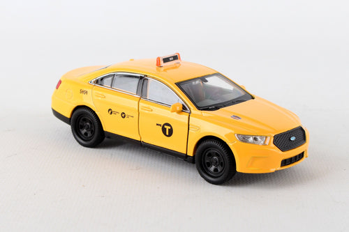 NYC Die Cast Ford Pullback Taxi