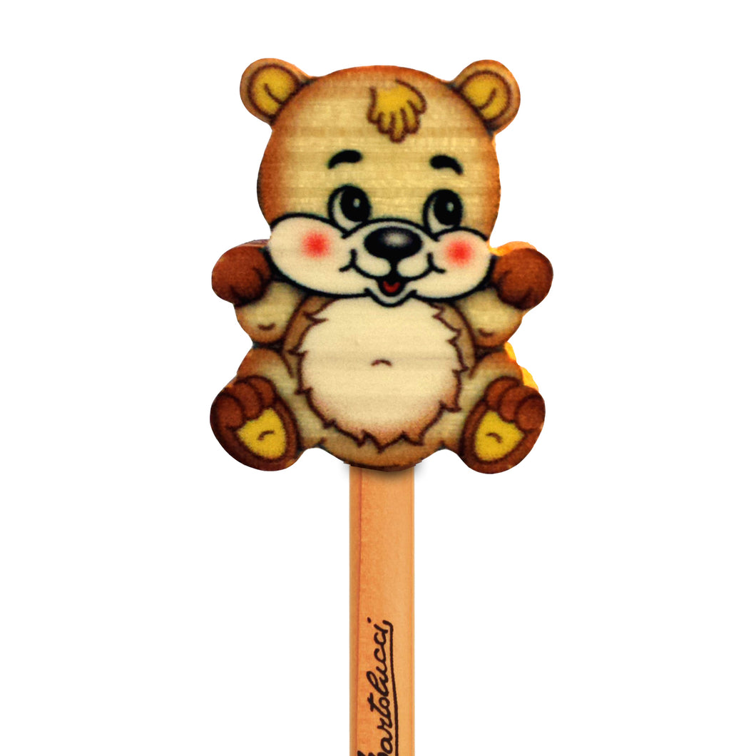 Character Pencil - Bear