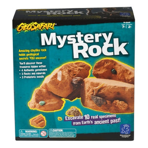 GeoSafari® Mystery Rock®