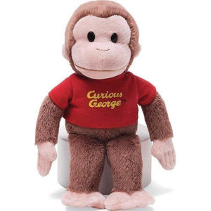 "Curious George 8"" Plush"