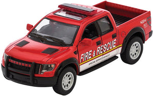 Ford F-150 SVT Raptor Fire & Rescue