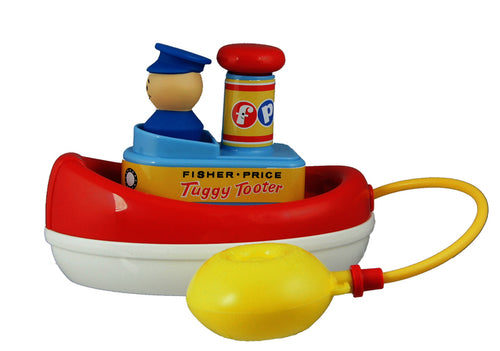 FISHER-PRICE™ TUGGY TOOTER