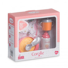 Mealtime Set for 12-inch Baby Doll
