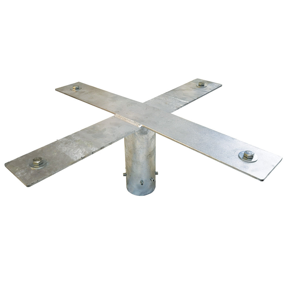 FLCB4 - Quad Floodlight Column Bracket