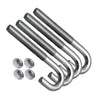 Foundation Bolts Sets for Flange Plate Columns