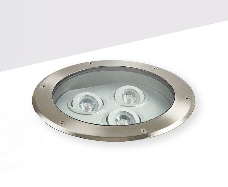 GL09 - 22W Triple LED Drive Over Ground Light
