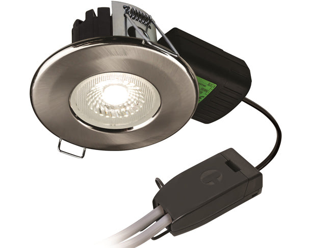 H2 550 SPS - 5W Single Point Source Dimmable Fire Rated LED Downlight IP65