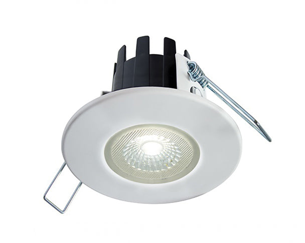H2 Lite - 4.4W Dimmable Fire Rated LED Downlight IP65