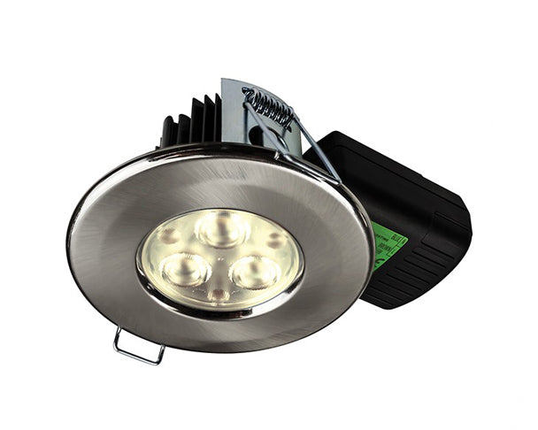 H2 PRO 550 T - 5.2W Dimmable Fire Rated LED Downlight IP65
