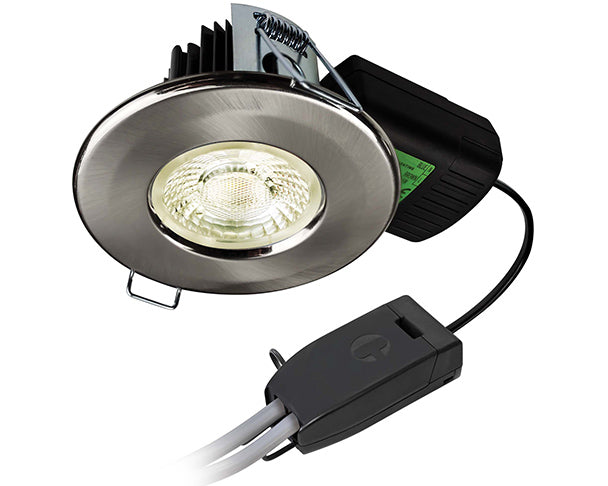 H2 PRO 700 - 7W Dimmable Fire Rated LED Downlight IP65