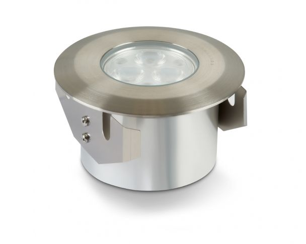 GL038A - 4W Straight to Mains LED Ground Light