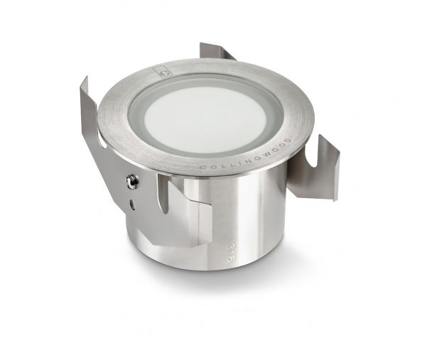 GL050 - 3W LED Round Frosted Ground Light