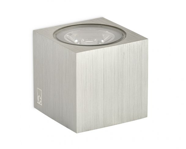 MC010 S - 1W  Mini Cube LED Wall Light