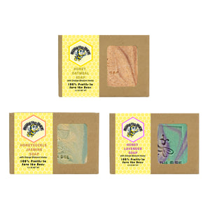 BILLY THE BEE SOAP BUNDLE
