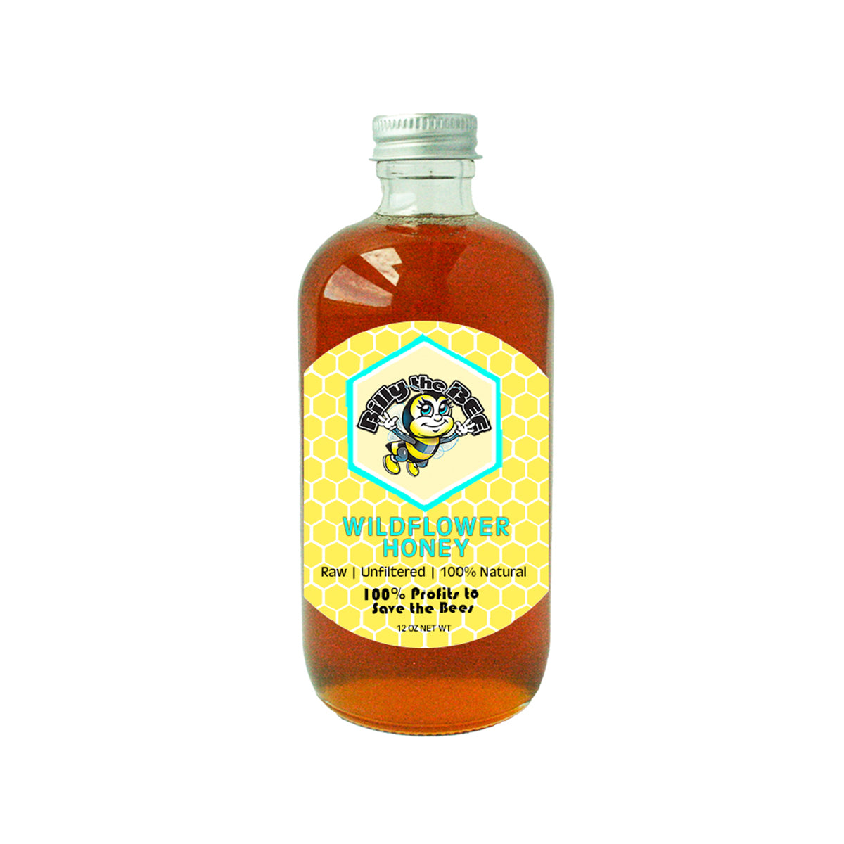 Wildflower Honey from Billy the Bee brand