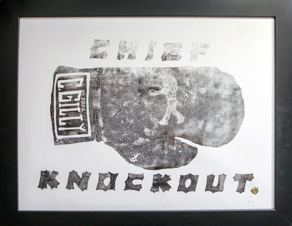 Chief Knockout, Boxing Glove