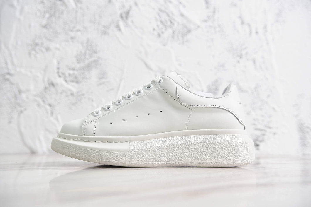 Oversized Sneaker All White