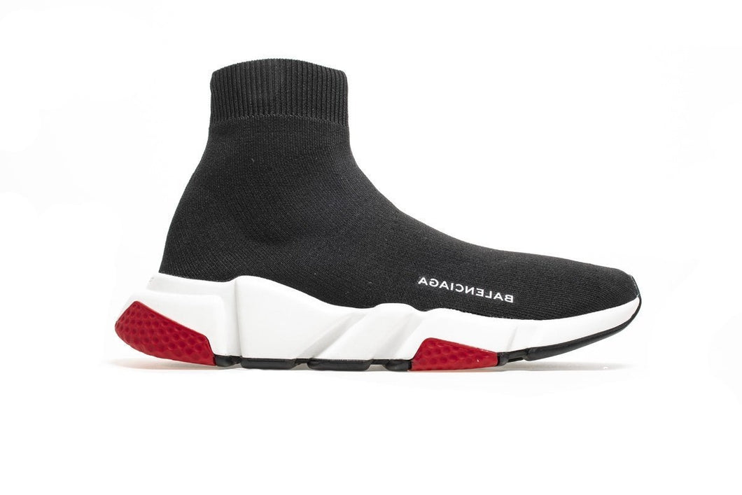 Speed Runner - Black White Red