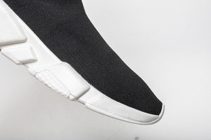Speed Runner - White Black
