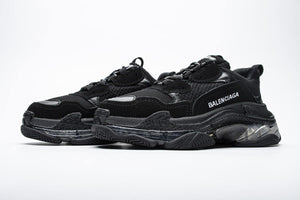 Triple S - Black Transparent