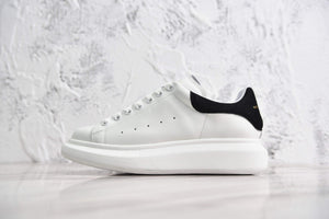 Oversized Sneaker White + Black