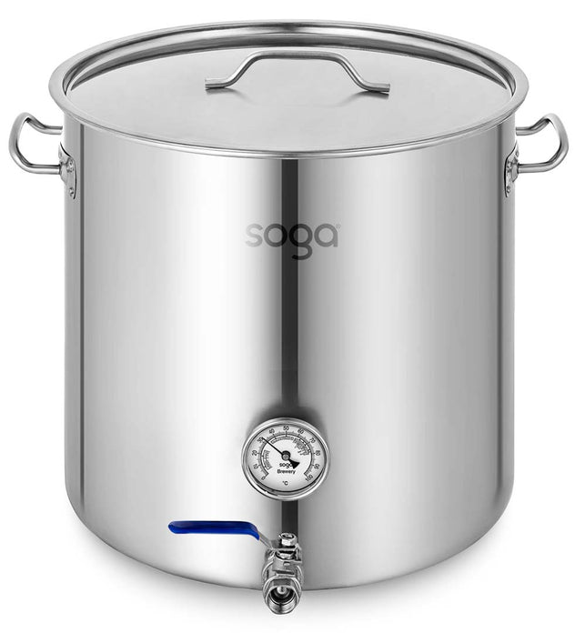 Stainless Steel 50L Brewery Pot 40*40cm