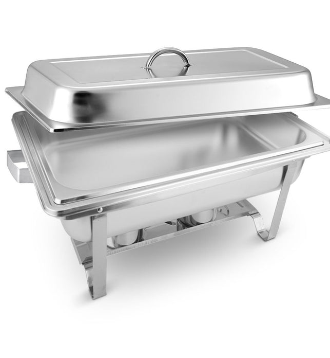 Stainless Steel Chafing Food Warmer 9L Full Size