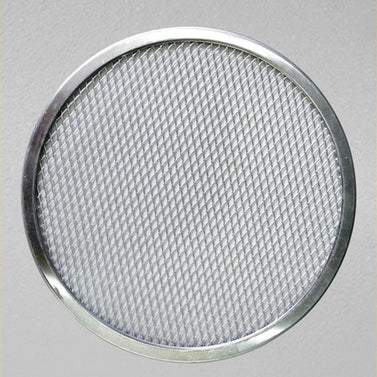 12-inch Round Aluminium Pizza Screen Baking Pan