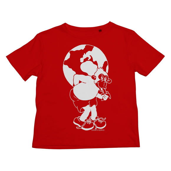 'Atlas' Tutu Kids T-Shirt