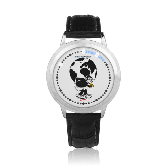 CHIMPS WORLD ´Tutu Worldsavior´ unisex collectors´ LED watch by MAWA