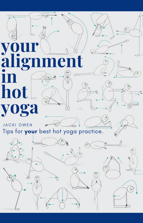 Free ebook on bikram yoga practice Your Alignment in hot yoga