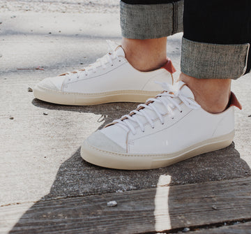 Mens Riverside Lo | White
